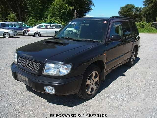 Used 1998 SUBARU FORESTER BF70503 for Sale