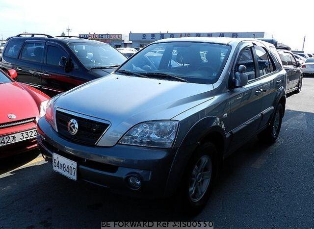 Used 2002 KIA SORENTO IS00550 for Sale