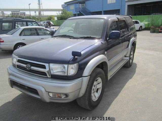 Used 1999 TOYOTA HILUX SURF BF70516 for Sale
