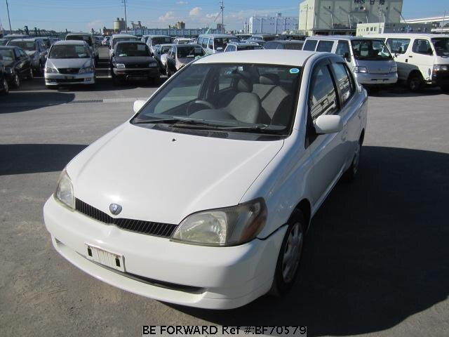 Used 2001 TOYOTA PLATZ BF70579 for Sale