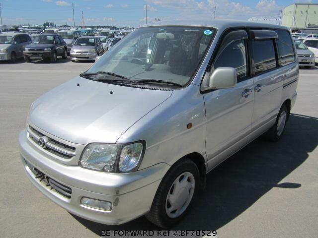Used 1999 TOYOTA TOWNACE NOAH BF70529 for Sale