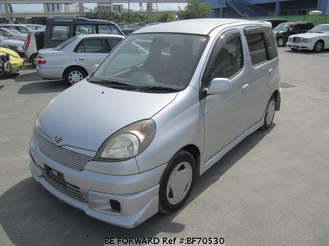 Used 2000 TOYOTA FUN CARGO BF70530 for Sale