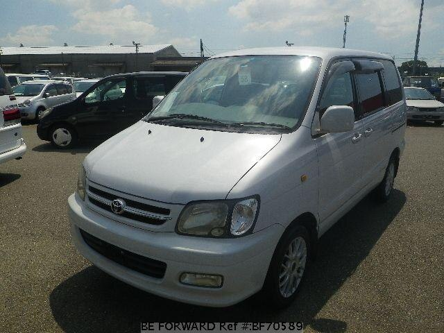 Used 1999 TOYOTA TOWNACE NOAH BF70589 for Sale