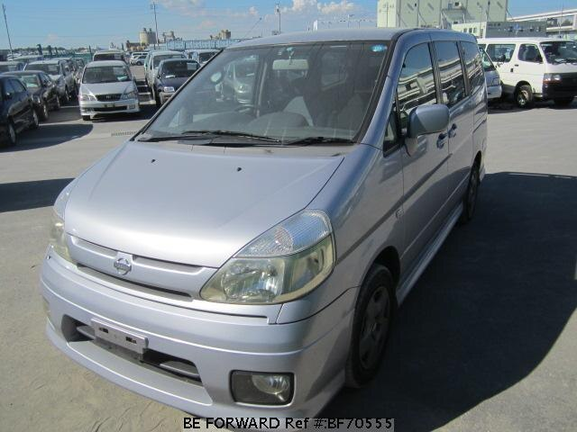 Used 1999 NISSAN SERENA BF70555 for Sale