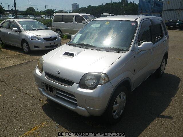 Used 2000 SUZUKI KEI BF70599 for Sale