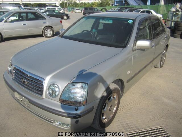 Used 2001 TOYOTA PROGRES BF70565 for Sale