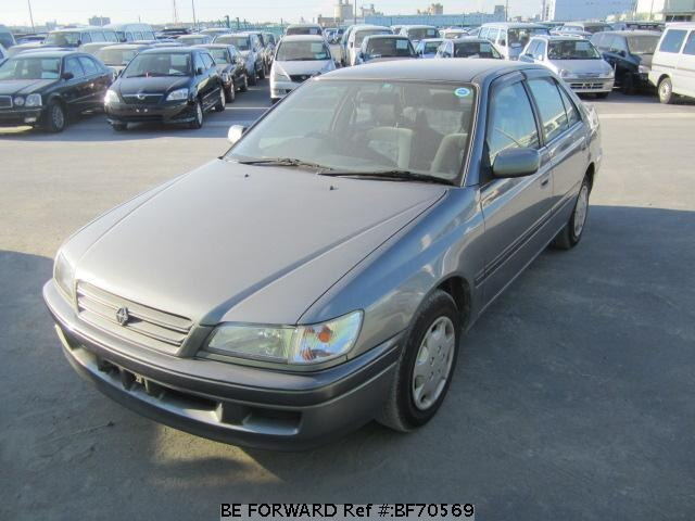 Used 1997 TOYOTA CORONA PREMIO BF70569 for Sale