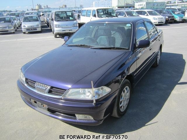Used 1998 TOYOTA CARINA BF70570 for Sale