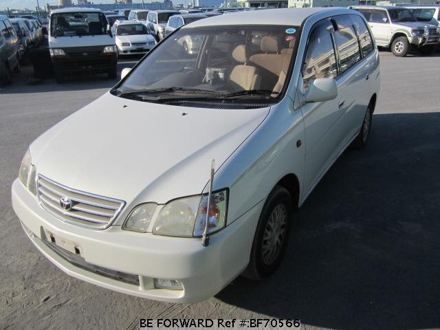 Used 1999 TOYOTA GAIA BF70566 for Sale