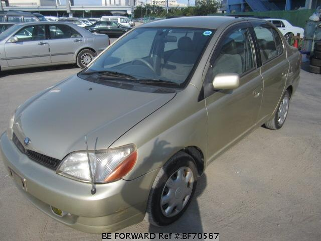 Used 2000 TOYOTA PLATZ BF70567 for Sale