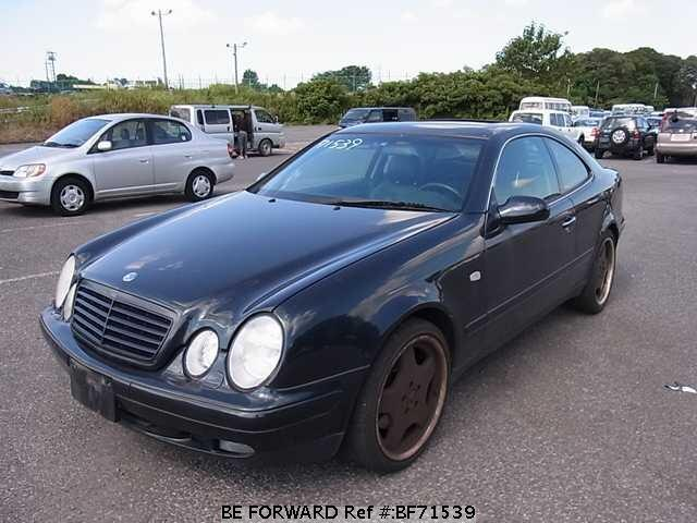 Used 1999 mercedes benz clk class clk320 avantgarde gf for 1999 mercedes benz clk320 for sale