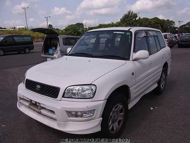 Used 1999 TOYOTA RAV4 BF71707 for Sale