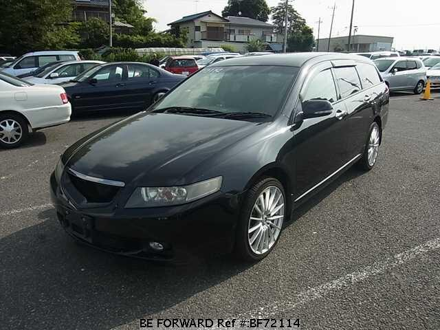 2003 Honda Accord >> Used 2003 HONDA ACCORD WAGON T EXCLUSIVE PACKAGE/LA-CM2 for Sale BF72114 - BE FORWARD