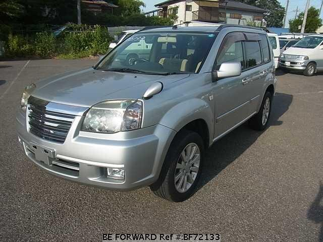 Used 2004 NISSAN X-TRAIL BF72133 for Sale