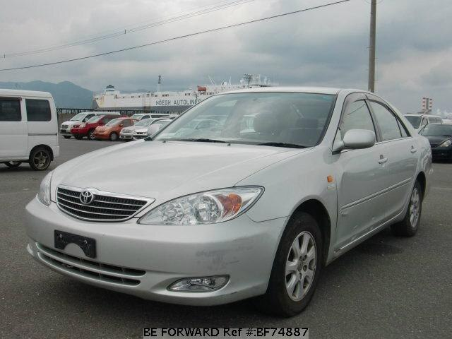 used 2003 toyota camry ua acv30 for sale bf74887 be forward. Black Bedroom Furniture Sets. Home Design Ideas