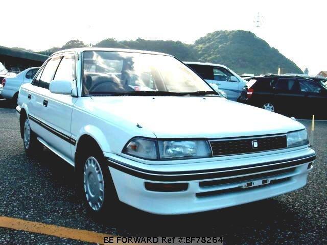 Used 1989 Toyota Corolla Sedan  E