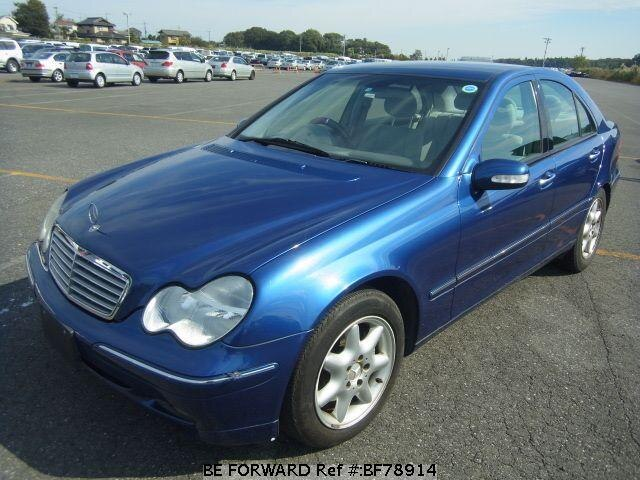 Used 2000 mercedes benz c class c240 gf 203061 for sale for Mercedes benz c class 2000