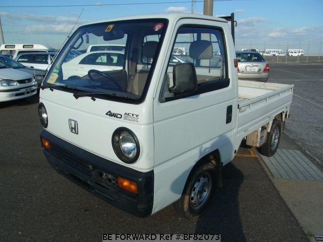 used 1988 honda acty truck m ha2 for sale bf82073 be forward. Black Bedroom Furniture Sets. Home Design Ideas