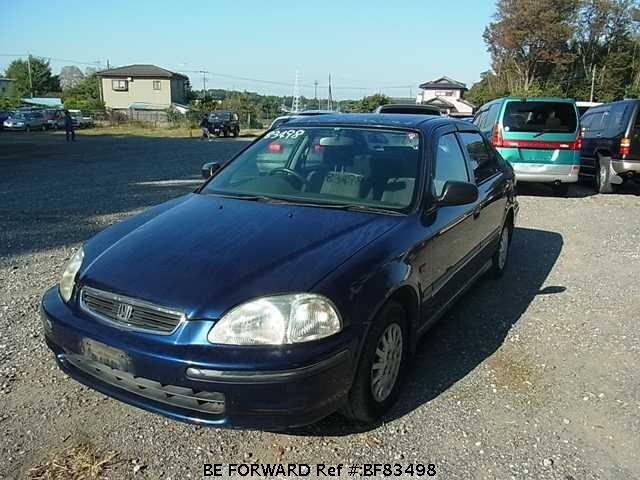 used 1998 honda civic ferio e ek3 for sale bf83498 be forward. Black Bedroom Furniture Sets. Home Design Ideas