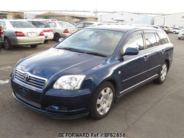 used 2004 toyota avensis wagon xi ua azt250w for sale bf82856 be forward. Black Bedroom Furniture Sets. Home Design Ideas