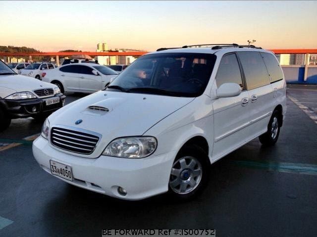 Used 2001 Kia Carnival  Ma912c For Sale Is00752