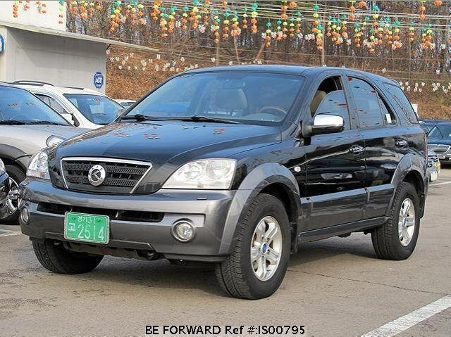 used 2003 kia sorento for sale is00795 be forward. Black Bedroom Furniture Sets. Home Design Ideas