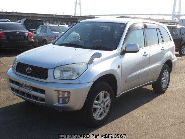used 2002 toyota rav4 ta aca21w for sale bf90567 be forward. Black Bedroom Furniture Sets. Home Design Ideas