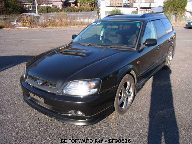 used 2001 subaru legacy touring wagon gt b ta bh5 for sale bf90636 be forward. Black Bedroom Furniture Sets. Home Design Ideas