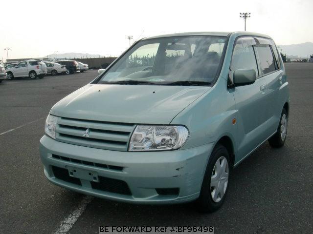 Used 2002 MITSUBISHI DINGO POP/GF-CQ1A for Sale BF96498 - BE FORWARD