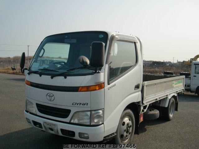 used 2001 toyota dyna truck kk xzu307 for sale bf97466 be forward. Black Bedroom Furniture Sets. Home Design Ideas