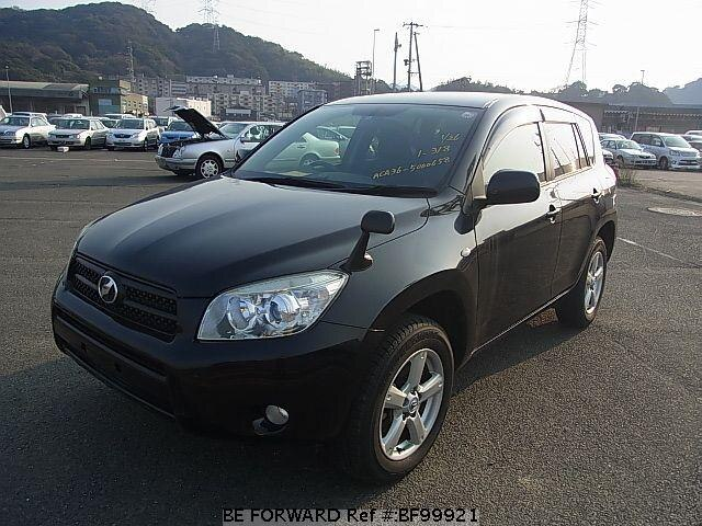 used 2005 toyota rav4 g dba aca36w for sale bf99921 be forward. Black Bedroom Furniture Sets. Home Design Ideas
