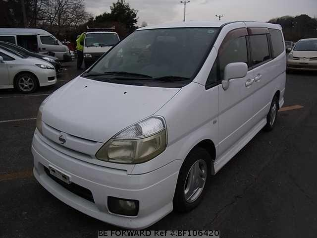 Used 2000 NISSAN SERENA BF106420 for Sale