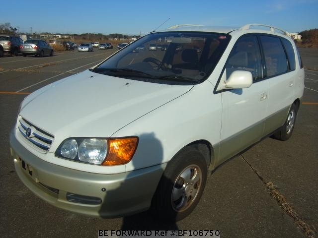 Used 1999 TOYOTA IPSUM BF106750 for Sale