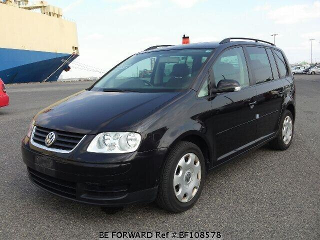 used 2005 volkswagen golf touran e gh 1tblp for sale bf108578 be forward. Black Bedroom Furniture Sets. Home Design Ideas