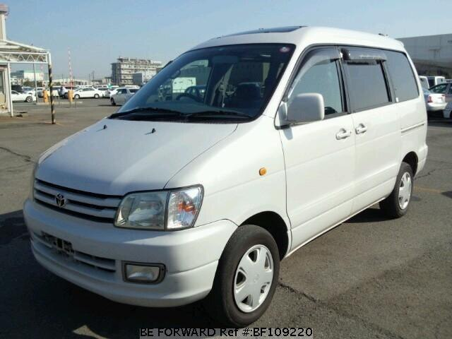 Used 1998 TOYOTA TOWNACE NOAH BF109220 for Sale