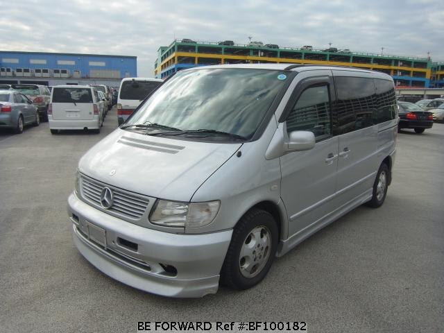 Used 1999 MERCEDES-BENZ V-CLASS BF100182 for Sale