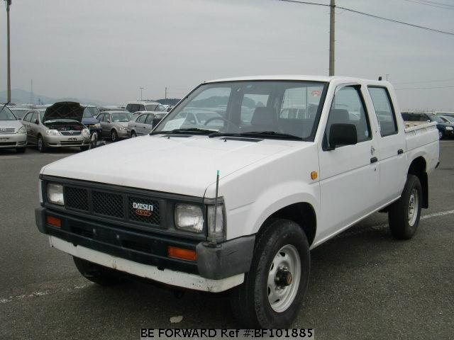 used 1990 nissan datsun pickup dx long w pick s bmd21 for sale bf101885 be forward. Black Bedroom Furniture Sets. Home Design Ideas