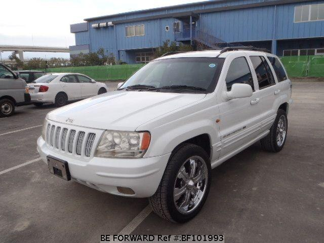 used 2000 jeep grand cherokee limited gf wj40 for sale bf101993 be forward. Black Bedroom Furniture Sets. Home Design Ideas