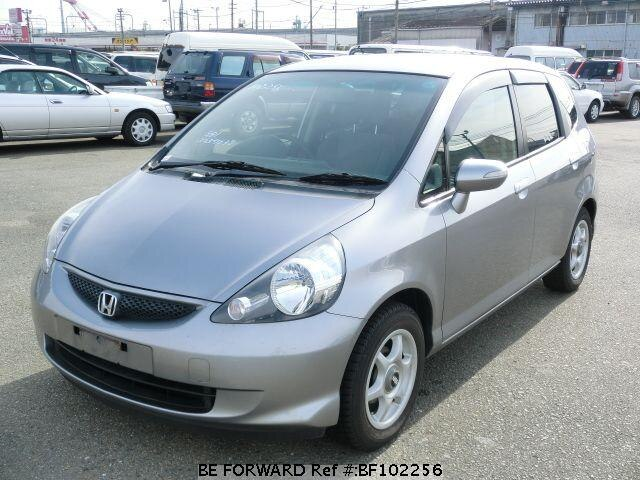 used 2006 honda fit w dba gd1 for sale bf102256 be forward. Black Bedroom Furniture Sets. Home Design Ideas