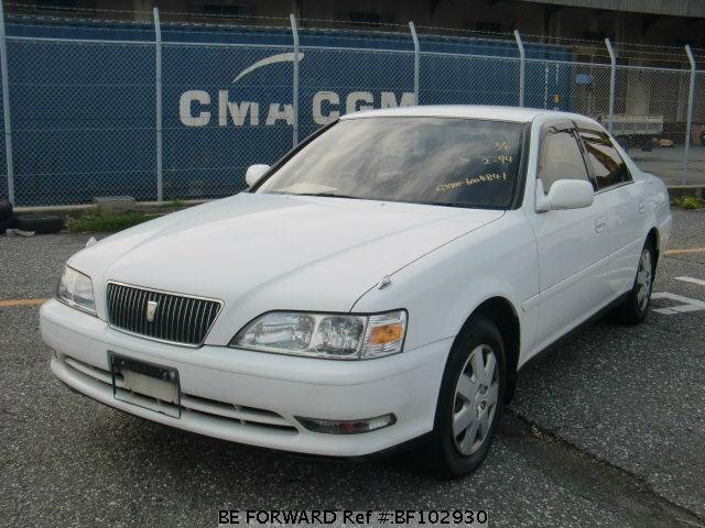 Used 1996 TOYOTA CRESTA BF102930 for Sale