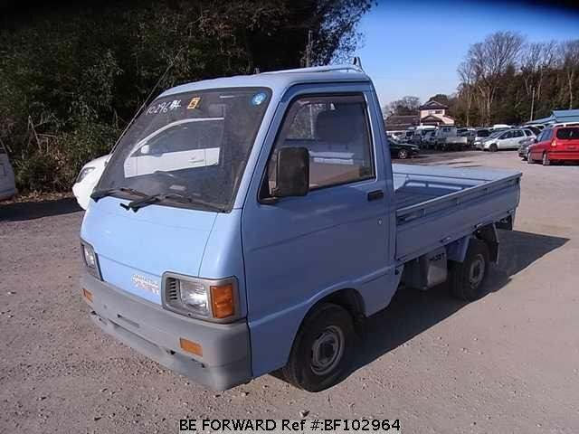 Used 1991 DAIHATSU HIJET TRUCK/M-S82P For Sale BF102964