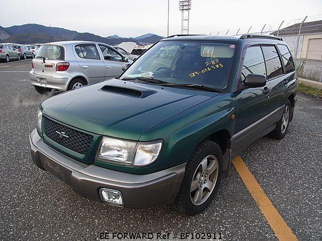 used 1998 subaru forester e sf5 for sale bf102911 be forward. Black Bedroom Furniture Sets. Home Design Ideas