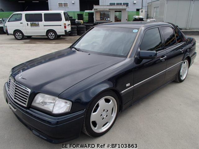 Used 1996 mercedes benz c class c200 elegance e 202020 for for 1996 mercedes benz c class