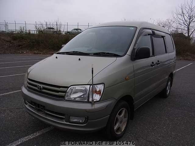 Used 1997 TOYOTA TOWNACE NOAH BF105476 for Sale