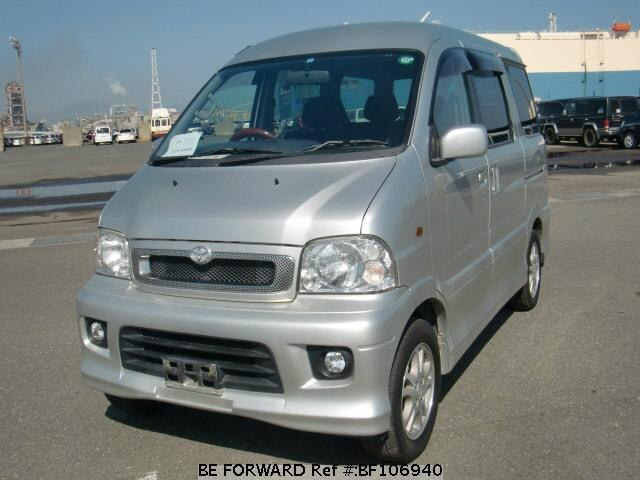 Used 2001 TOYOTA SPARKY X S PACKAGE/TA-S221E for Sale BF106940