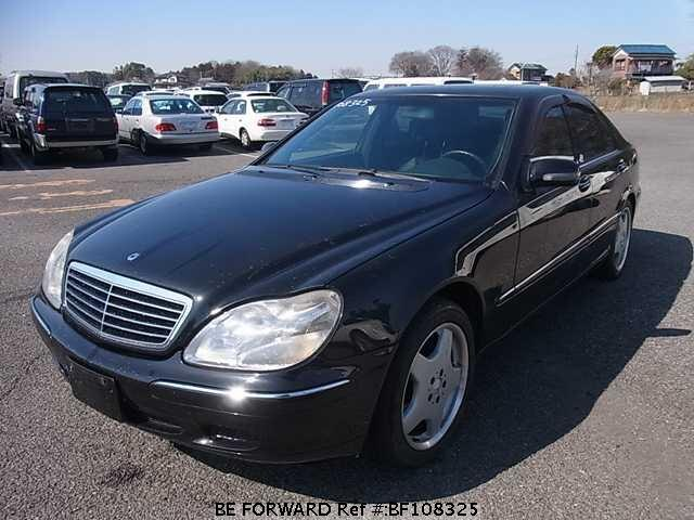 Used 2000 mercedes benz s class s320 gf 220065 for sale for 2000 mercedes benz s class for sale