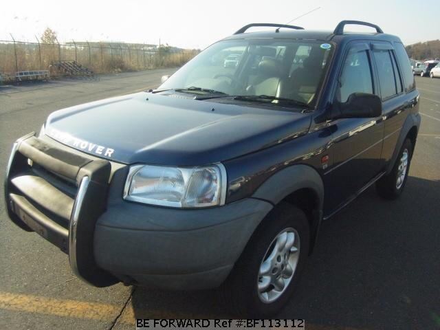 2001 land rover freelander v6 es gf ln25 d 39 occasion en. Black Bedroom Furniture Sets. Home Design Ideas