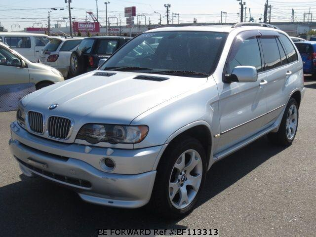 used 2002 bmw x5 3 0i sports package gh fa30 for sale. Black Bedroom Furniture Sets. Home Design Ideas