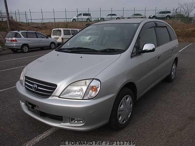 Used NADIA TOYOTA for Sale | BF113789 | Japanese Used Cars ...