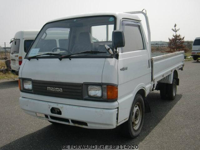 Used 1994 MAZDA BONGO BRAWNY TRUCK BF114020 for Sale